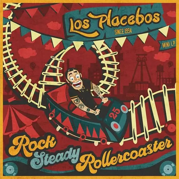 Los-Placebos_Rocksteady-Rollercoaster @ The Foundation Room